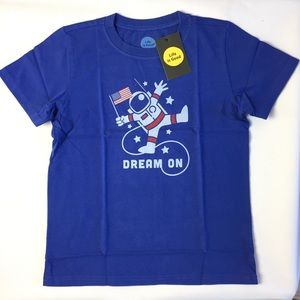 NWT Life Is Good Dream On T-shirt